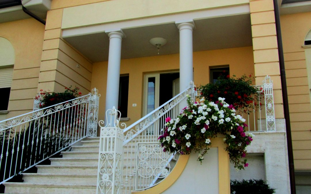 Villa stile Neoclassico