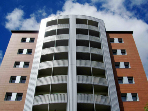 Centro Residenziale – Commerciale – Direzionale Elena