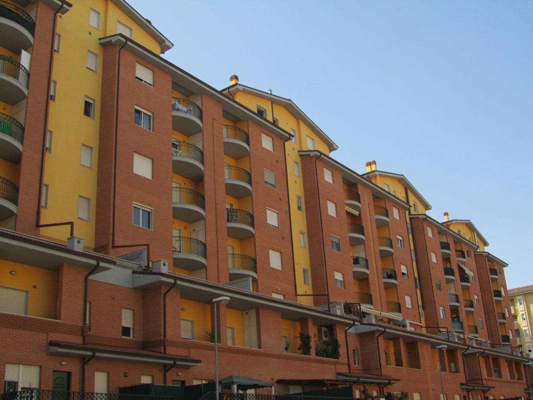 Complesso residenziale Vazzieri 2000 (E) – Campobasso