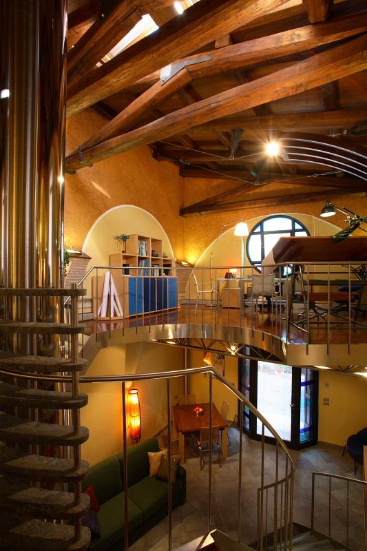 Ex Chiesa di S. Nicola / sede Studio AMiCo Design