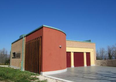 Polo Museale – S. Maria in Faifoli – Montagano (CB)