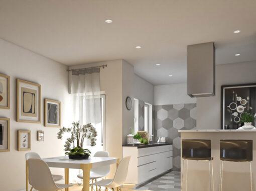 Appartamento in Via La Maromora – Torino