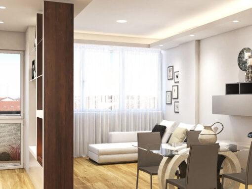 Appartamento al Garden Palace con piscina condominiale – Torino